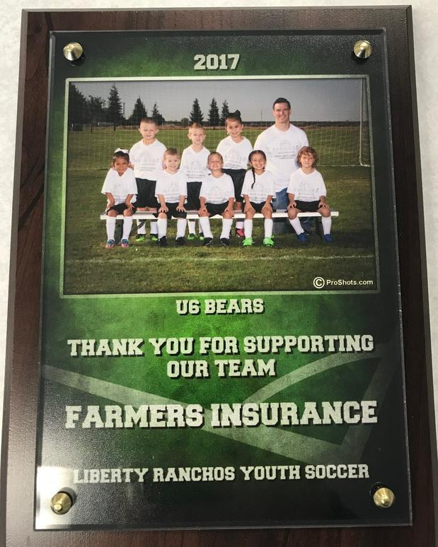 Liberty Ranchos Youth Soccer League
