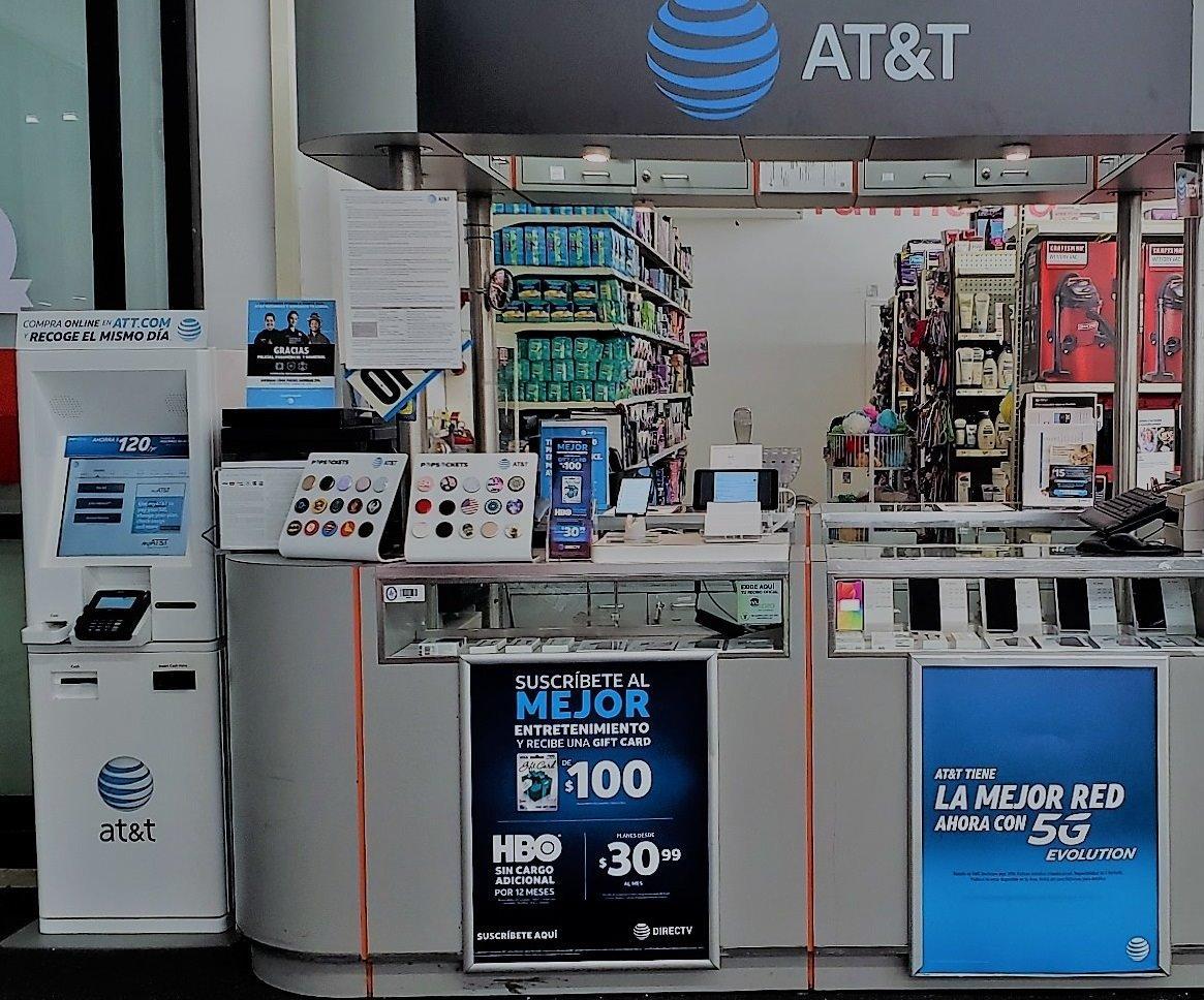 At T Store Kmart Arecibo Kiosk Arecibo Pr