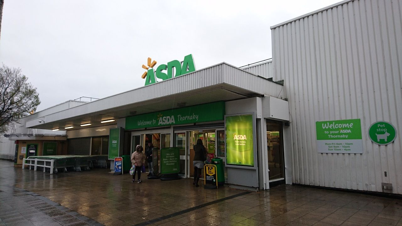 Asda Thornaby Superstore Thornaby In Stockton On Tees