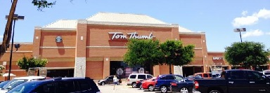 Tom Thumb Storefront Picture at 2535 Firewheel Pkwy in Garland TX