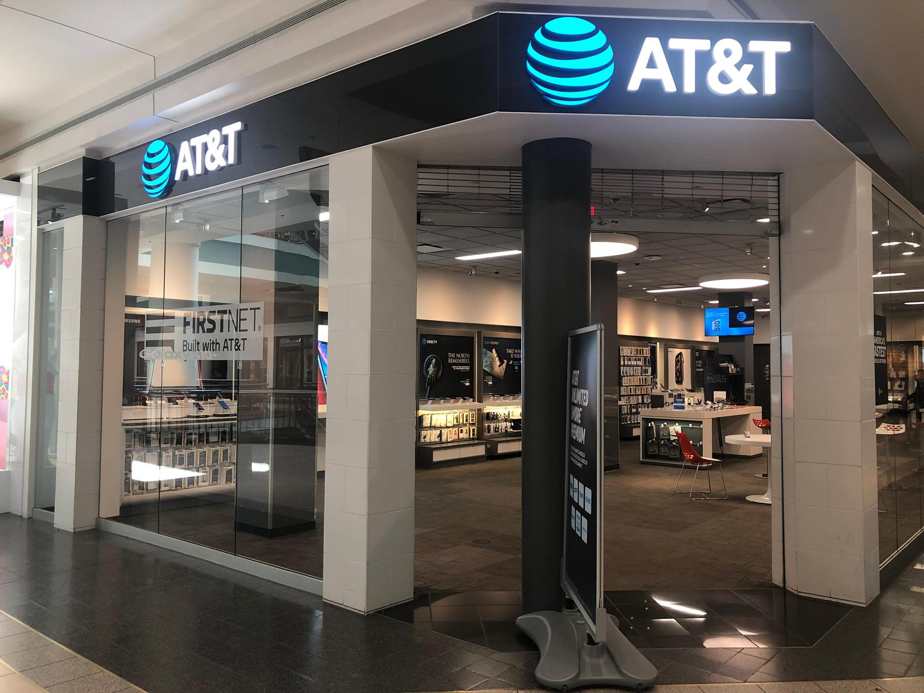 AT&T Store - Destiny Usa Mall - Syracuse, NY on