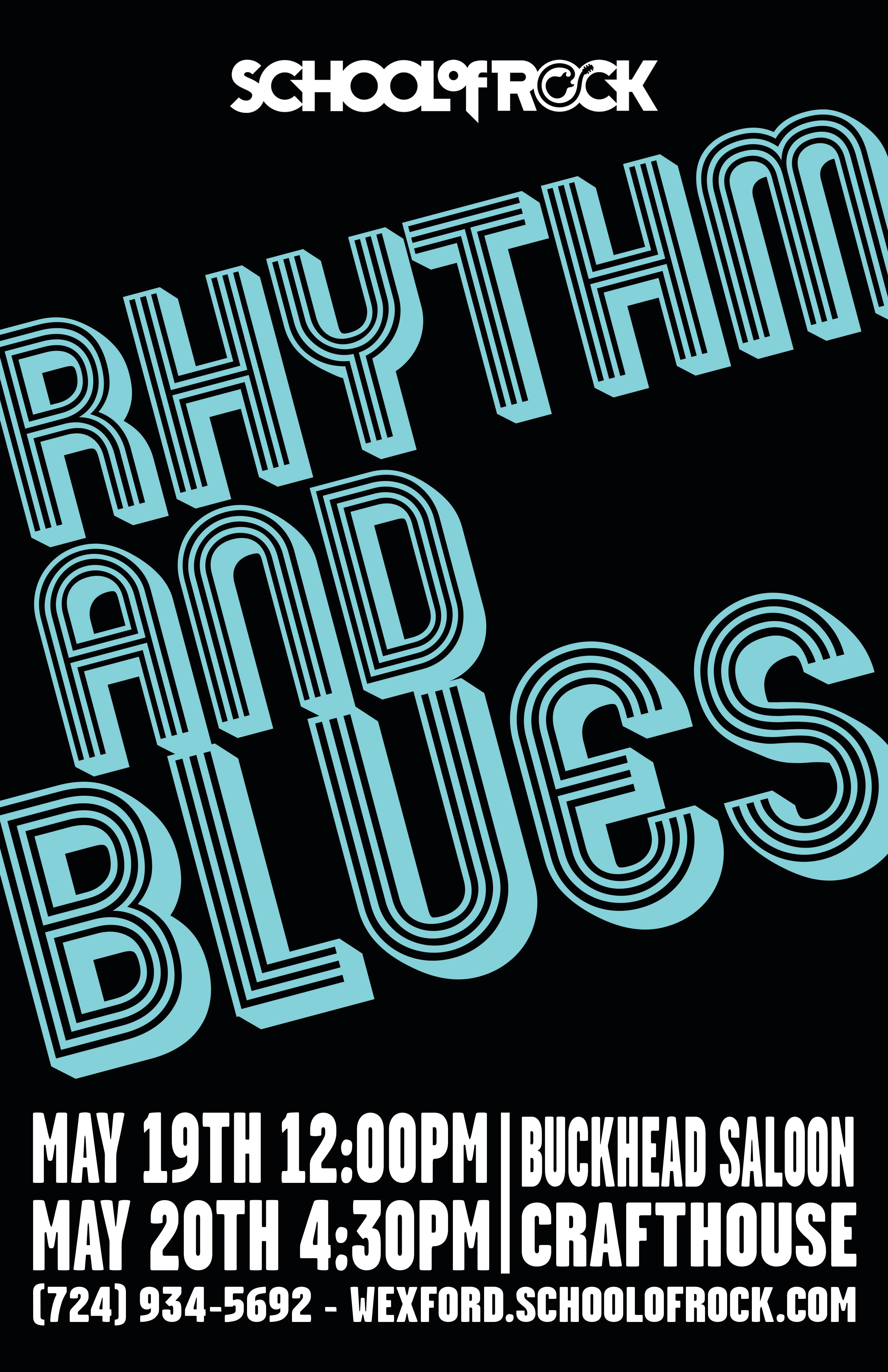 Image of Rhythm and Blues!