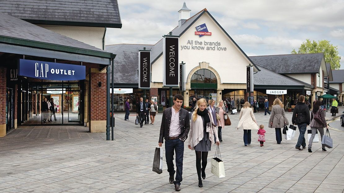 East Midlands Designer Outlet At South Normanton United