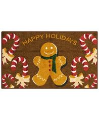 "Image of Nourison Holiday Gingerbread 18"" x 30"" Accent Rug"