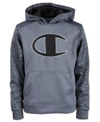 Image of Champion Big Boys Logo Hoodie