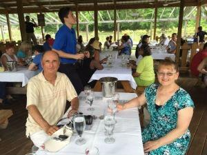 Thomas Bianco - Customer Appreciation at Narcisi Winery
