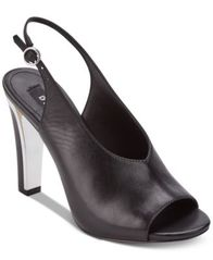 Image of DKNY Col Slingback Pumps, Created for Macy's