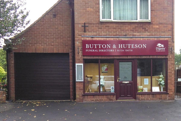 Button & Huteson Funeral Directors in Winterton