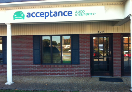 Acceptance Insurance - S Glenwood Ave