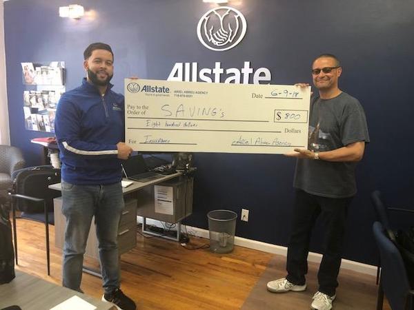 Allstate   Car Insurance in Bronx, NY - Ariel Abreu