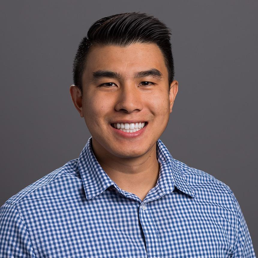 Headshot photo of Darren C Ng, DMD