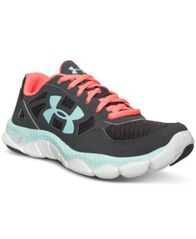 Image of Under Armour Women's Engage BL Running Sneakers from Finish Line