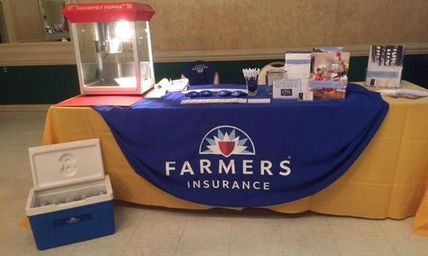 Representing the Farmers® brand at networking and trade shows.