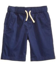 Image of Epic Threads Pull-on Shorts with functional drawstring, Little Boys (4-7), Created for Macy's