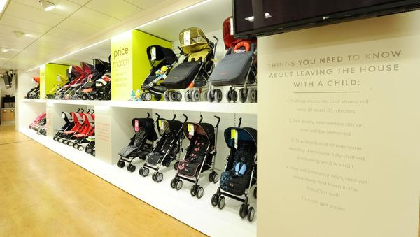 Mothercare Dudley pushchair