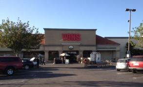 Vons Store Front Picture at 3610 Adams Ave in San Diego CA