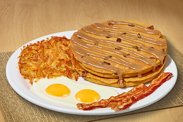 New! Pumpkin Pecan Pancake Meal