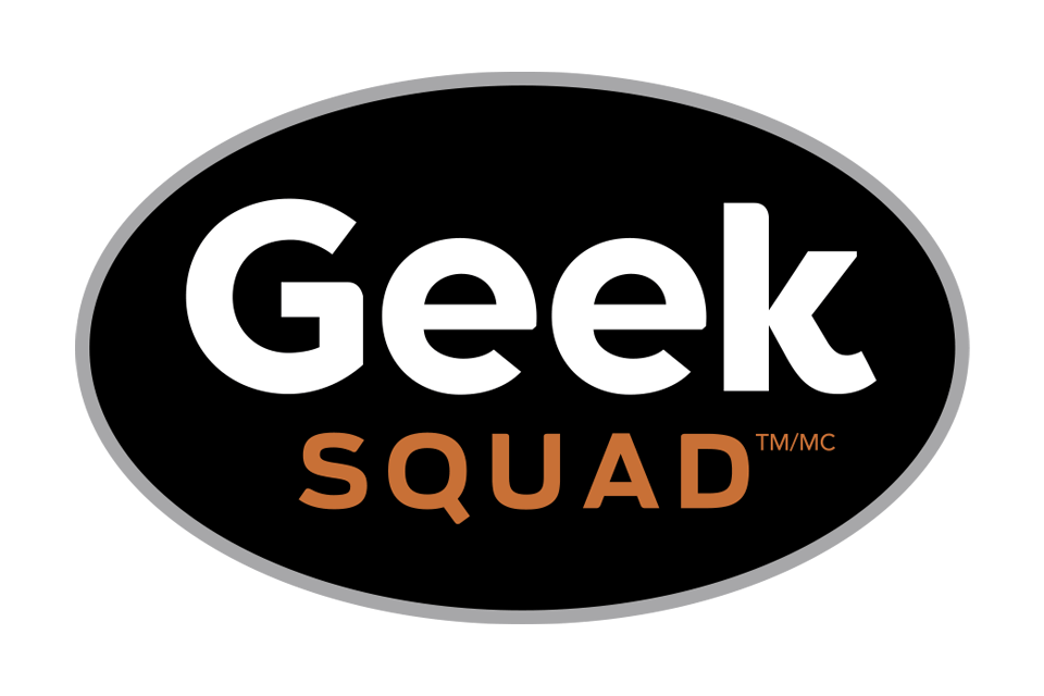 Logo for Geek Squad