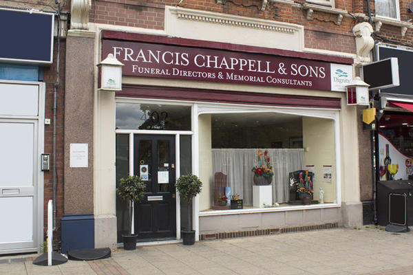 Francis Chappell & Sons Funeral Directors in Lewisham