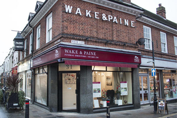 Wake & Paine Funeral Directors in Twickenham
