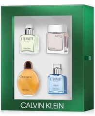 Image of Calvin Klein Men's 4-Pc. Classics Gift Set