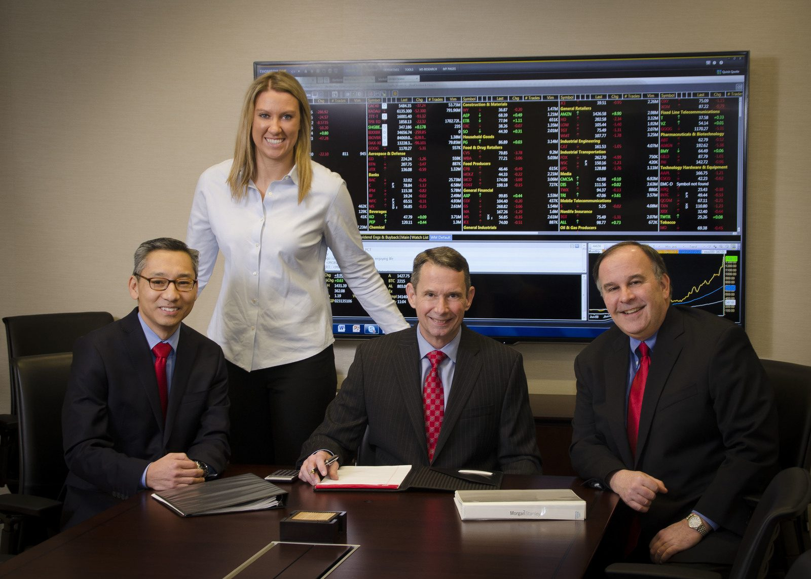 The Tree Brook Group | Oak Brook, IL | Morgan Stanley Wealth Management