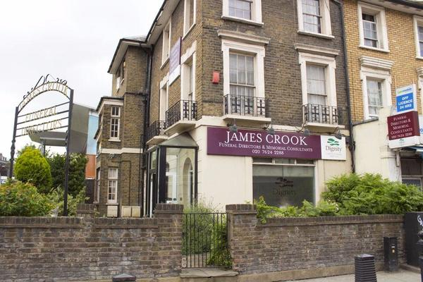 James Crook Funeral Directors in Kilburn