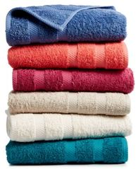 "Image of CLOSEOUT! Chelsea Home Cotton 30"" x 54"" Bath Towel"