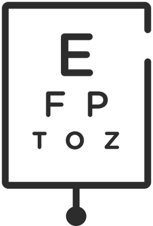 Eye Doctor photo in Pasadena at 3121 E. Colorado Blvd.