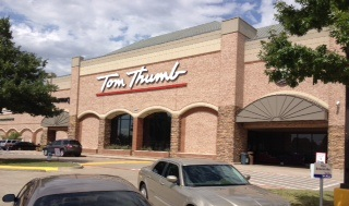 Tom Thumb Storefront Picture at 4848 Preston Rd in Frisco TX
