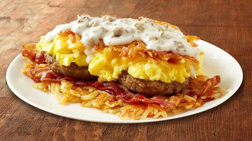 Stuffed Hashbrowns