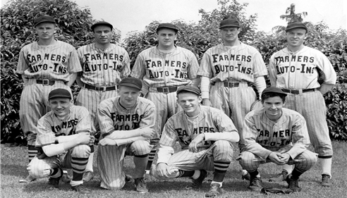 Early Baseball Team!!!