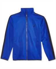 Image of Nautica Uniform Fleece Jacket, Big Boys (8-20)