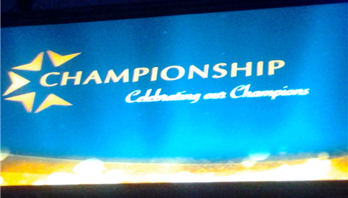 The Championship award logo