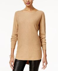 Image of INC International Concepts Shirttail Sweater, Created for Macy's