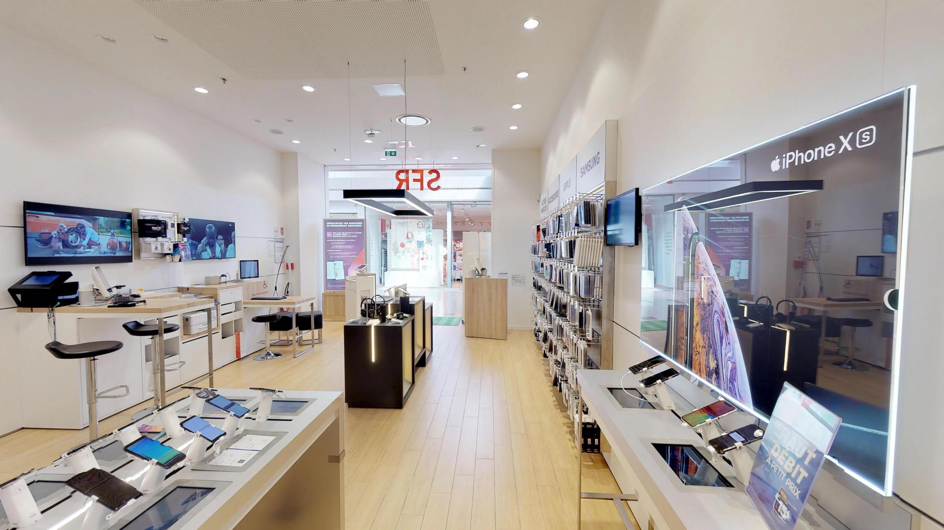 boutique sfr mondeville centre commercial forfaits. Black Bedroom Furniture Sets. Home Design Ideas