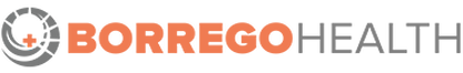 Borrego Health Text Logo