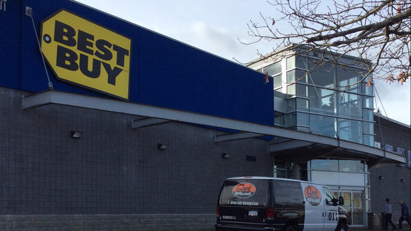 Best Buy SmartCentres Courtenay