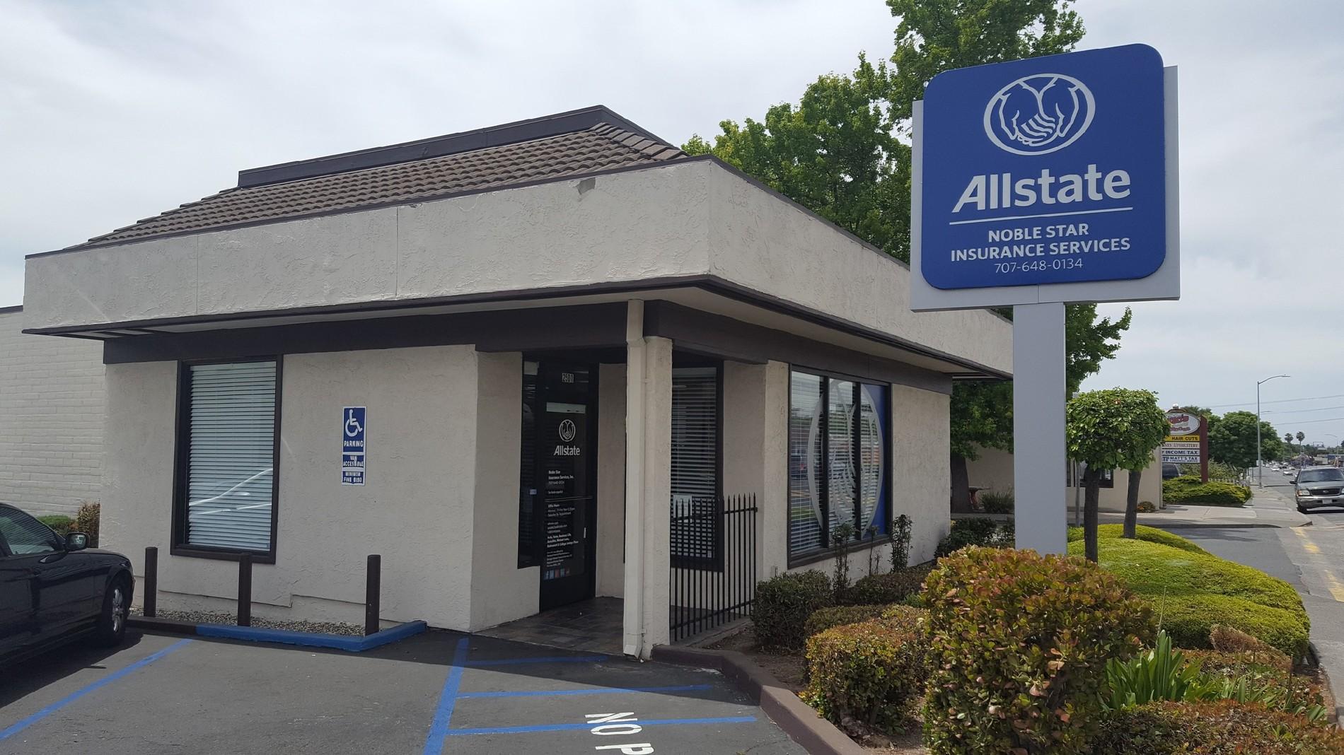 Allstate | Car Insurance in Vallejo, CA - Ayxa Noble