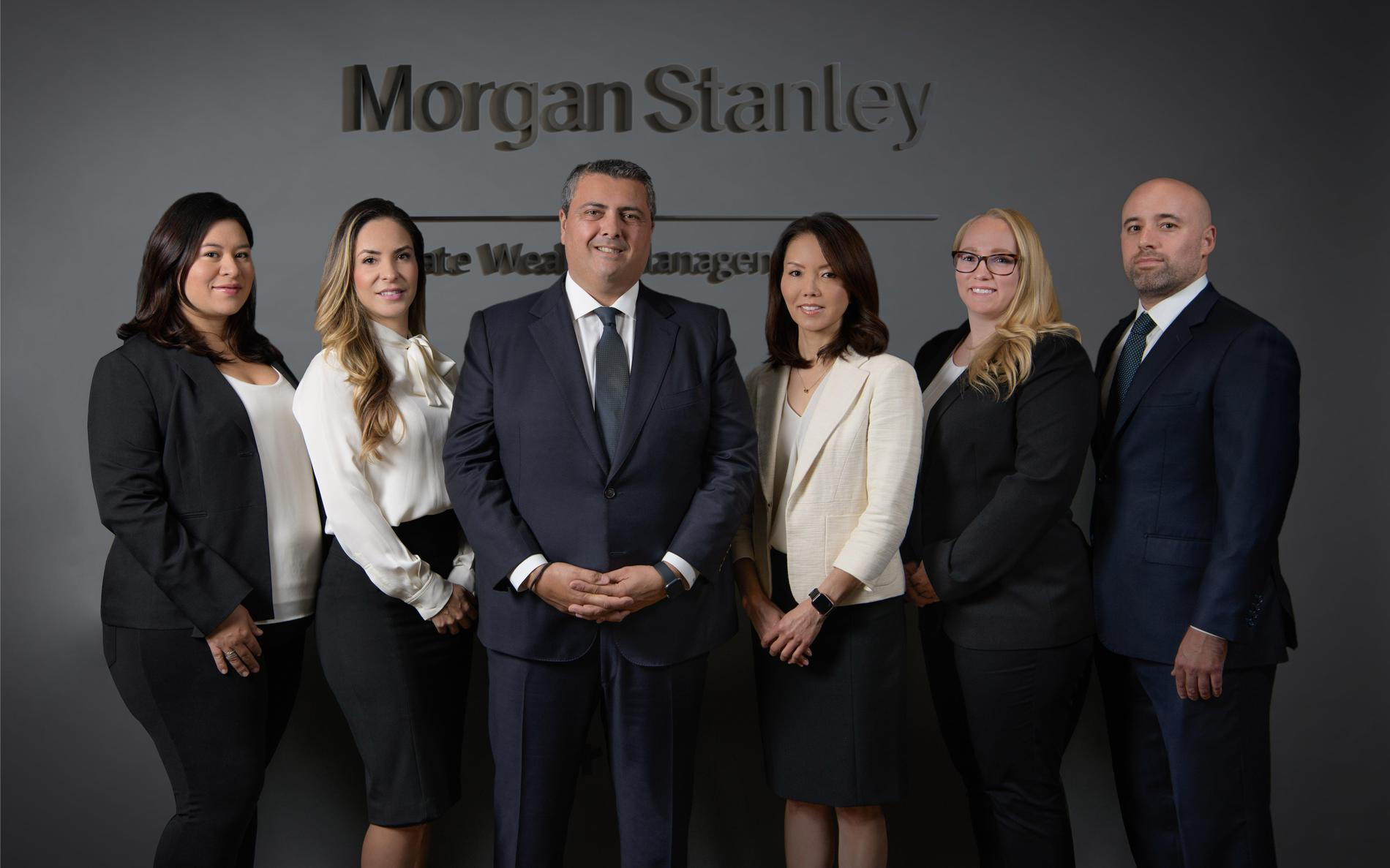 Morgan Stanley Investor Relations >> The Souma Group Los Angeles Ca Morgan Stanley Private Wealth