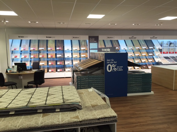Carpetright Eastbourne Carpet Flooring and Beds in