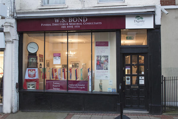 W S Bond Funeral Directors in Acton