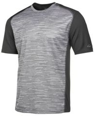 Image of Greg Norman For Tasso Elba Men's Heathered Performance T-Shirt, Created for Macy's