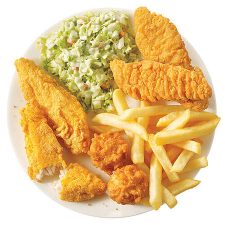 Image of Fish Tenders & Chicken Tenders
