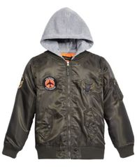 Image of Ring of Fire Big Boys Lionel Flight Jacket, Created for Macy's
