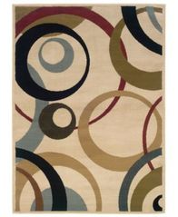 Image of CLOSEOUT! Oriental Weavers Area Rug, Yorkville 1251E 5' X 7'3""