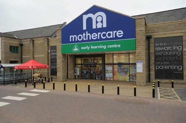 Mothercare Huddersfield Outside