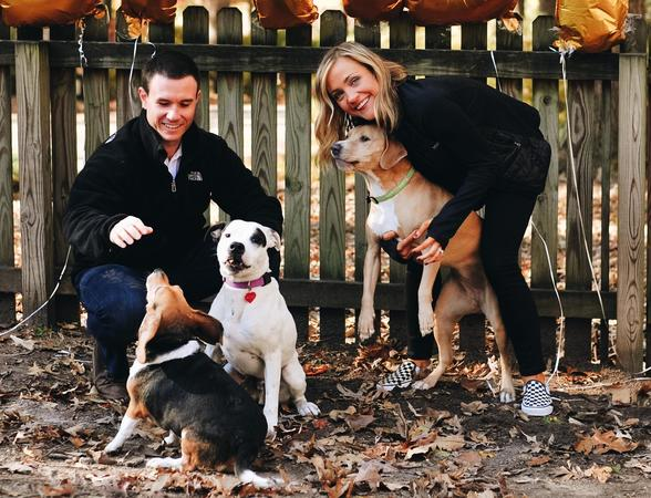 Jaclyn Lucas - Support for Triangle Beagle Rescue of NC