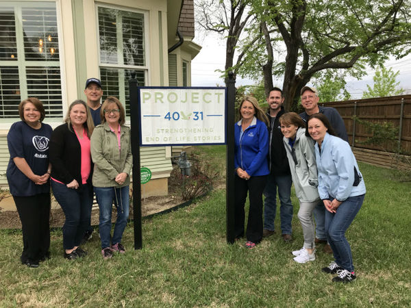 Jon Derrick - Allstate Foundation Helping Hands Grant for Project 4031