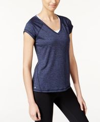Image of Ideology Rapidry Heathered Performance T-Shirt, Created for Macy's